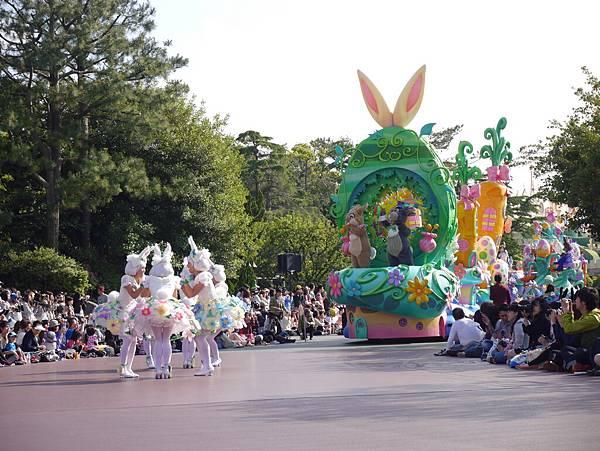 Tokyo Disneyland 東京迪士尼樂園 日間遊行 NEW 蹦蹦跳跳戲春天 (13)