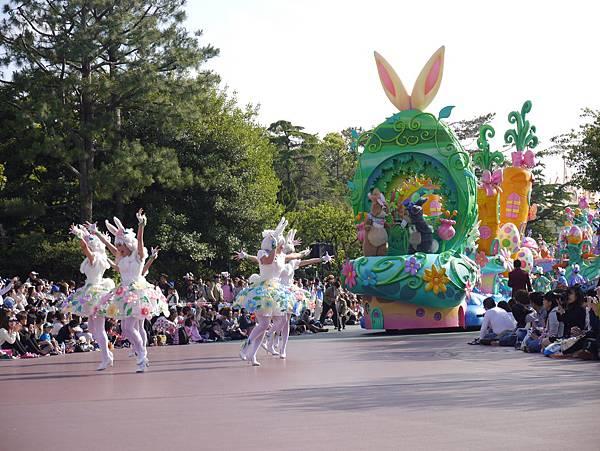 Tokyo Disneyland 東京迪士尼樂園 日間遊行 NEW 蹦蹦跳跳戲春天 (14)