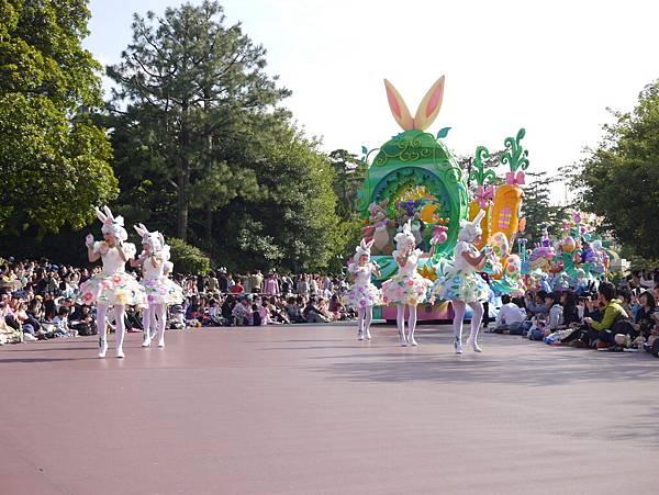 Tokyo Disneyland 東京迪士尼樂園 日間遊行 NEW 蹦蹦跳跳戲春天 (15)