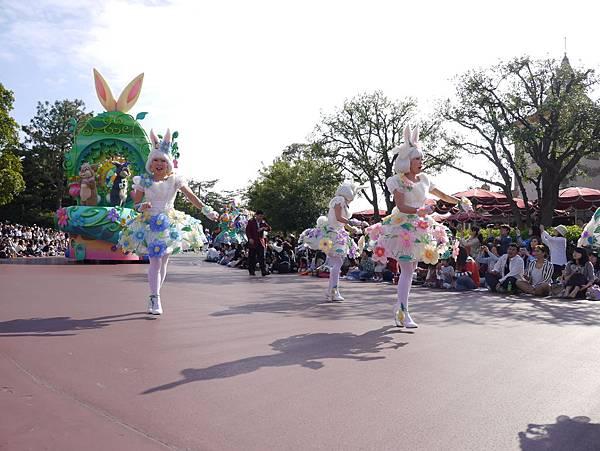 Tokyo Disneyland 東京迪士尼樂園 日間遊行 NEW 蹦蹦跳跳戲春天 (21)