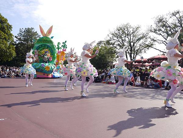 Tokyo Disneyland 東京迪士尼樂園 日間遊行 NEW 蹦蹦跳跳戲春天 (20)