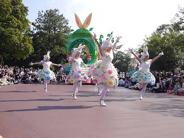 Tokyo Disneyland 東京迪士尼樂園 日間遊行 NEW 蹦蹦跳跳戲春天 (17)
