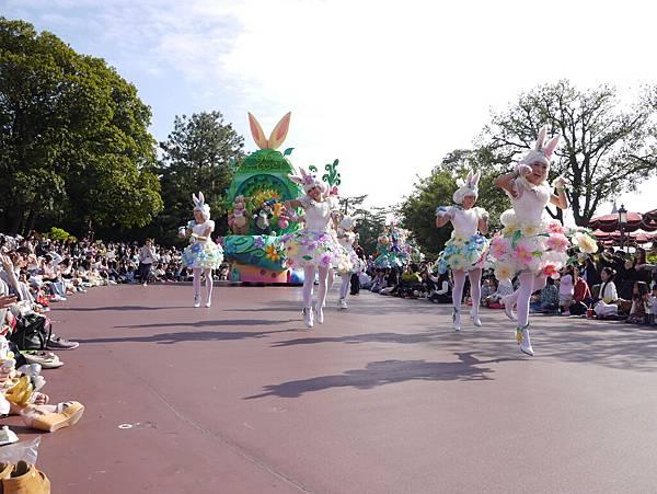 Tokyo Disneyland 東京迪士尼樂園 日間遊行 NEW 蹦蹦跳跳戲春天 (18)