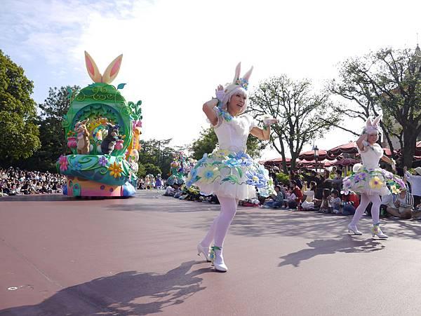 Tokyo Disneyland 東京迪士尼樂園 日間遊行 NEW 蹦蹦跳跳戲春天 (23)