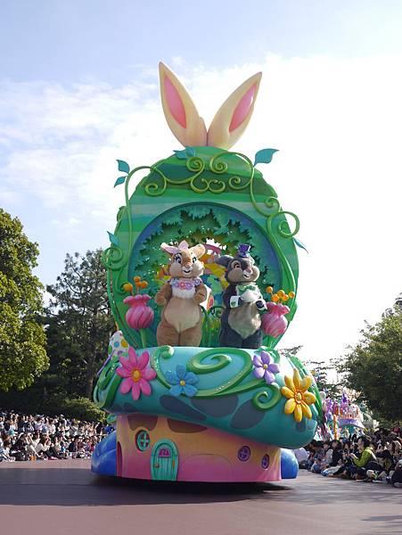 Tokyo Disneyland 東京迪士尼樂園 日間遊行 NEW 蹦蹦跳跳戲春天 (26)