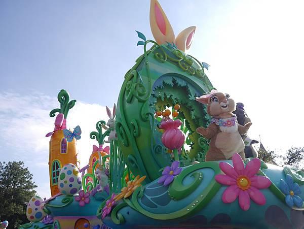 Tokyo Disneyland 東京迪士尼樂園 日間遊行 NEW 蹦蹦跳跳戲春天 (30)