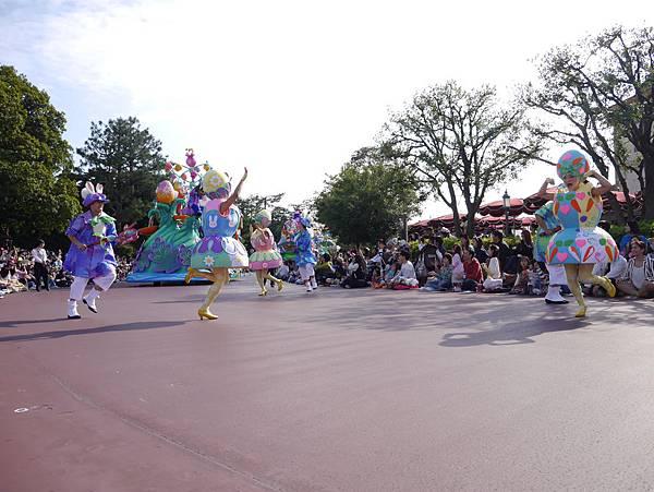 Tokyo Disneyland 東京迪士尼樂園 日間遊行 NEW 蹦蹦跳跳戲春天 (32)