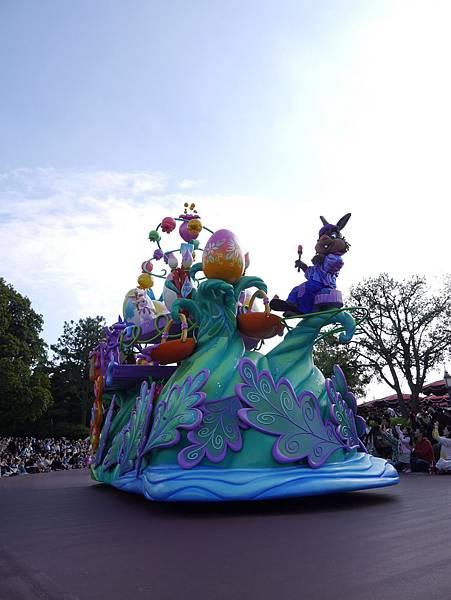 Tokyo Disneyland 東京迪士尼樂園 日間遊行 NEW 蹦蹦跳跳戲春天 (35)