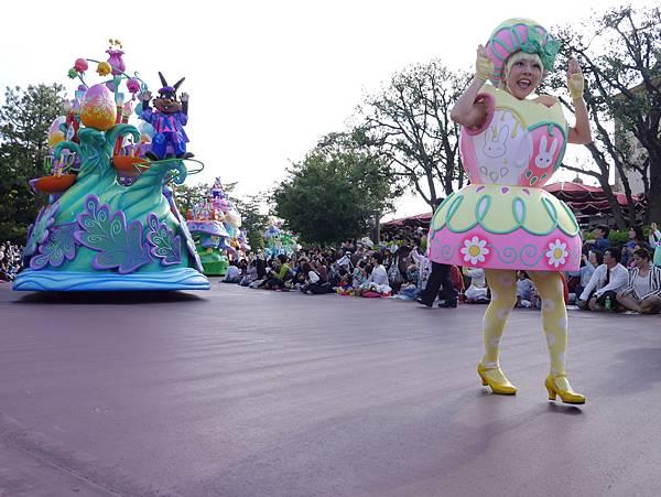 Tokyo Disneyland 東京迪士尼樂園 日間遊行 NEW 蹦蹦跳跳戲春天 (34)