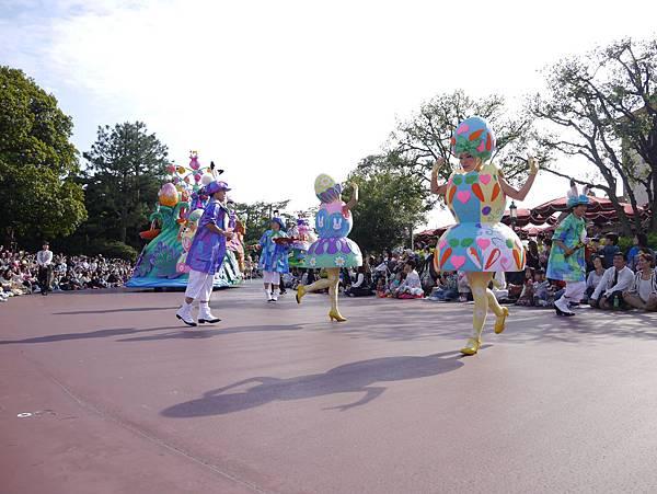 Tokyo Disneyland 東京迪士尼樂園 日間遊行 NEW 蹦蹦跳跳戲春天 (33)
