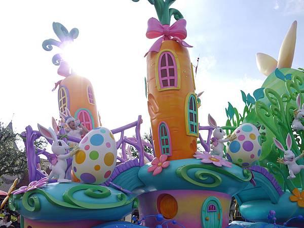 Tokyo Disneyland 東京迪士尼樂園 日間遊行 NEW 蹦蹦跳跳戲春天 (31)