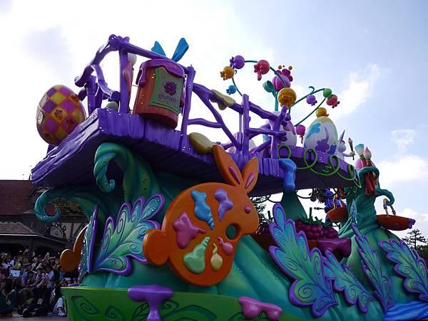Tokyo Disneyland 東京迪士尼樂園 日間遊行 NEW 蹦蹦跳跳戲春天 (41)