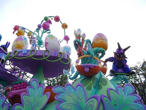 Tokyo Disneyland 東京迪士尼樂園 日間遊行 NEW 蹦蹦跳跳戲春天 (38)