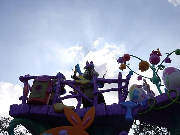 Tokyo Disneyland 東京迪士尼樂園 日間遊行 NEW 蹦蹦跳跳戲春天 (39)