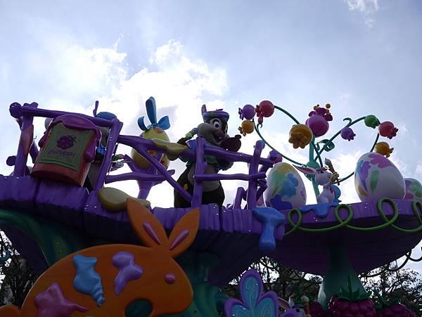 Tokyo Disneyland 東京迪士尼樂園 日間遊行 NEW 蹦蹦跳跳戲春天 (40)
