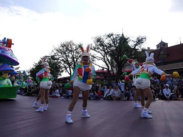 Tokyo Disneyland 東京迪士尼樂園 日間遊行 NEW 蹦蹦跳跳戲春天 (43)