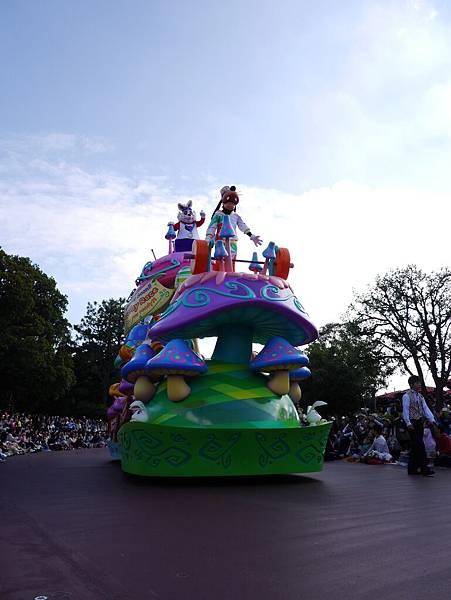 Tokyo Disneyland 東京迪士尼樂園 日間遊行 NEW 蹦蹦跳跳戲春天 (44)