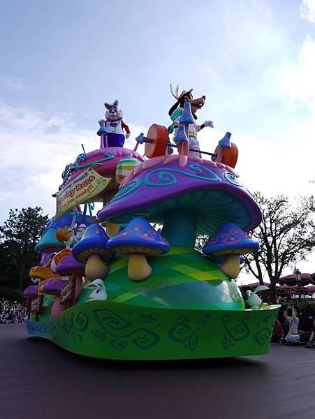 Tokyo Disneyland 東京迪士尼樂園 日間遊行 NEW 蹦蹦跳跳戲春天 (45)