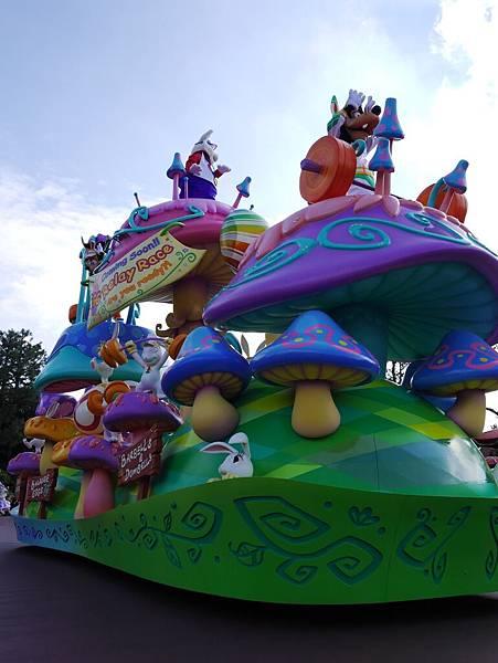 Tokyo Disneyland 東京迪士尼樂園 日間遊行 NEW 蹦蹦跳跳戲春天 (46)