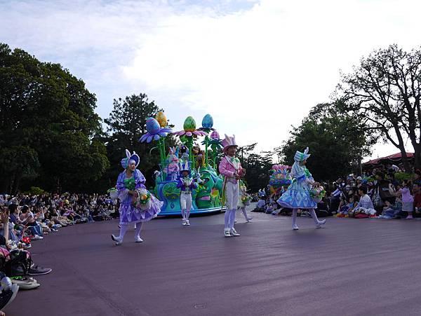 Tokyo Disneyland 東京迪士尼樂園 日間遊行 NEW 蹦蹦跳跳戲春天 (47)