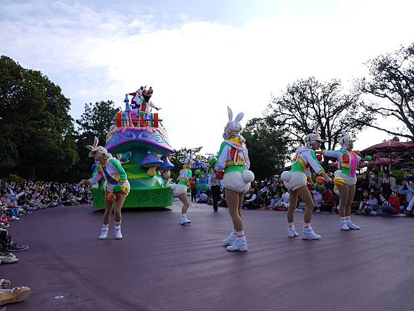 Tokyo Disneyland 東京迪士尼樂園 日間遊行 NEW 蹦蹦跳跳戲春天 (42)