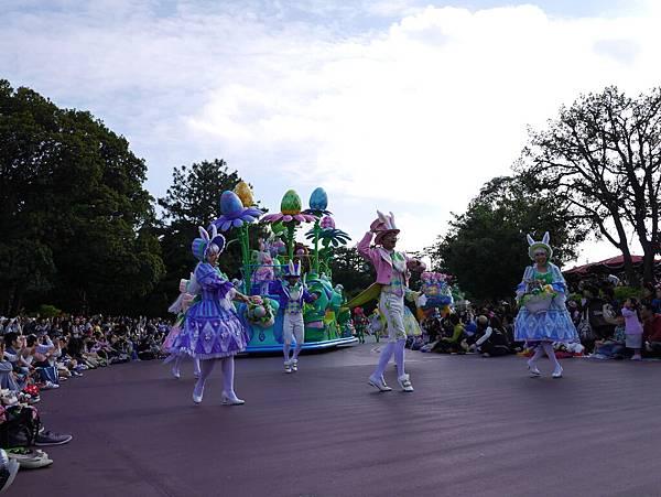 Tokyo Disneyland 東京迪士尼樂園 日間遊行 NEW 蹦蹦跳跳戲春天 (48)