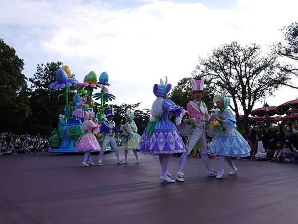 Tokyo Disneyland 東京迪士尼樂園 日間遊行 NEW 蹦蹦跳跳戲春天 (50)