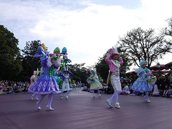 Tokyo Disneyland 東京迪士尼樂園 日間遊行 NEW 蹦蹦跳跳戲春天 (49)