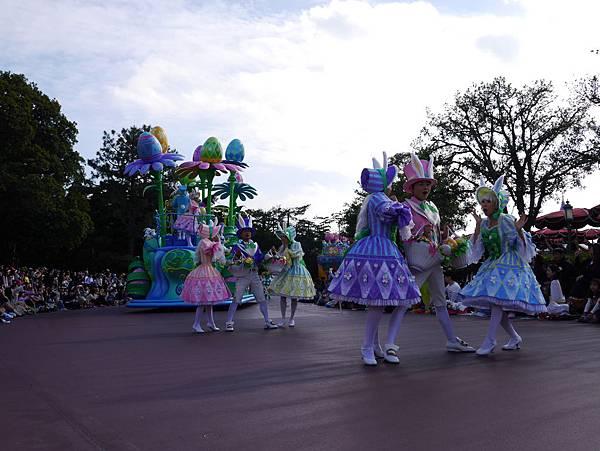 Tokyo Disneyland 東京迪士尼樂園 日間遊行 NEW 蹦蹦跳跳戲春天 (51)