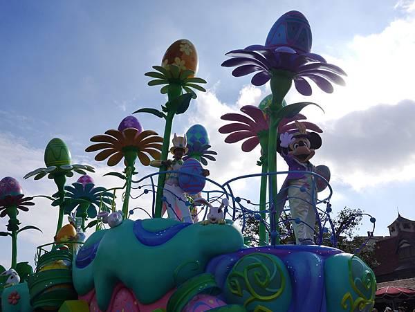 Tokyo Disneyland 東京迪士尼樂園 日間遊行 NEW 蹦蹦跳跳戲春天 (53)