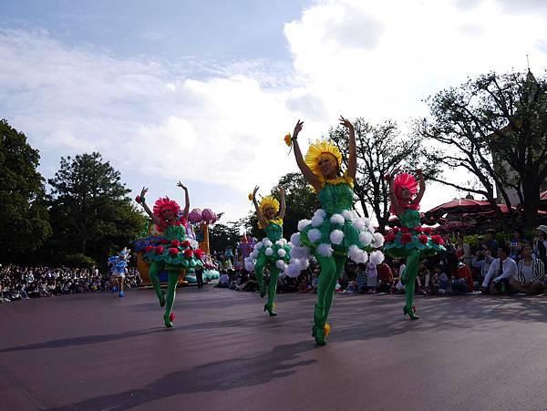 Tokyo Disneyland 東京迪士尼樂園 日間遊行 NEW 蹦蹦跳跳戲春天 (54)