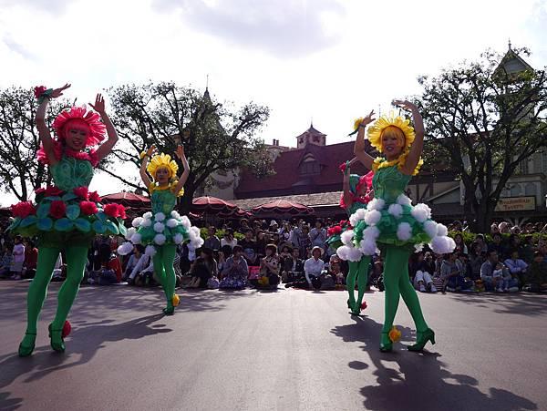 Tokyo Disneyland 東京迪士尼樂園 日間遊行 NEW 蹦蹦跳跳戲春天 (56)