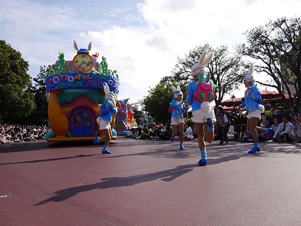 Tokyo Disneyland 東京迪士尼樂園 日間遊行 NEW 蹦蹦跳跳戲春天 (59)