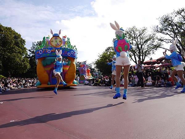 Tokyo Disneyland 東京迪士尼樂園 日間遊行 NEW 蹦蹦跳跳戲春天 (58)