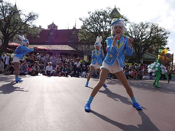 Tokyo Disneyland 東京迪士尼樂園 日間遊行 NEW 蹦蹦跳跳戲春天 (65)
