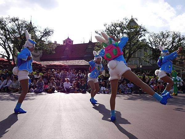 Tokyo Disneyland 東京迪士尼樂園 日間遊行 NEW 蹦蹦跳跳戲春天 (63)