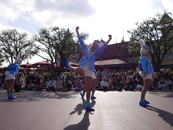 Tokyo Disneyland 東京迪士尼樂園 日間遊行 NEW 蹦蹦跳跳戲春天 (62)