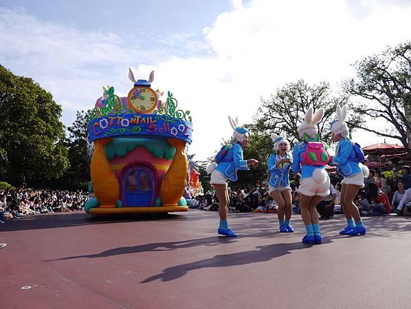 Tokyo Disneyland 東京迪士尼樂園 日間遊行 NEW 蹦蹦跳跳戲春天 (60)