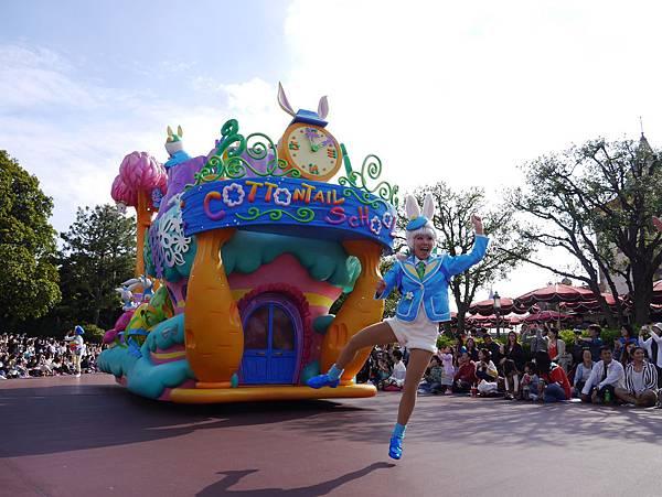 Tokyo Disneyland 東京迪士尼樂園 日間遊行 NEW 蹦蹦跳跳戲春天 (64)