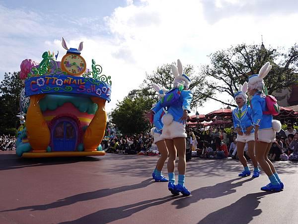 Tokyo Disneyland 東京迪士尼樂園 日間遊行 NEW 蹦蹦跳跳戲春天 (61)