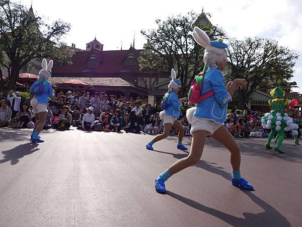 Tokyo Disneyland 東京迪士尼樂園 日間遊行 NEW 蹦蹦跳跳戲春天 (66)