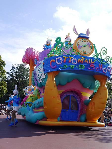 Tokyo Disneyland 東京迪士尼樂園 日間遊行 NEW 蹦蹦跳跳戲春天 (68)