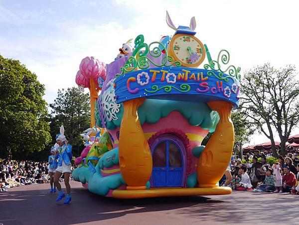 Tokyo Disneyland 東京迪士尼樂園 日間遊行 NEW 蹦蹦跳跳戲春天 (69)