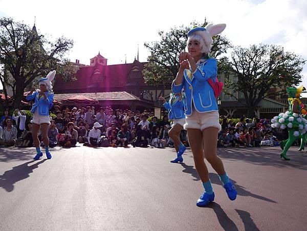 Tokyo Disneyland 東京迪士尼樂園 日間遊行 NEW 蹦蹦跳跳戲春天 (67)