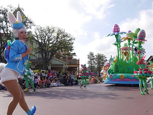 Tokyo Disneyland 東京迪士尼樂園 日間遊行 NEW 蹦蹦跳跳戲春天 (71)