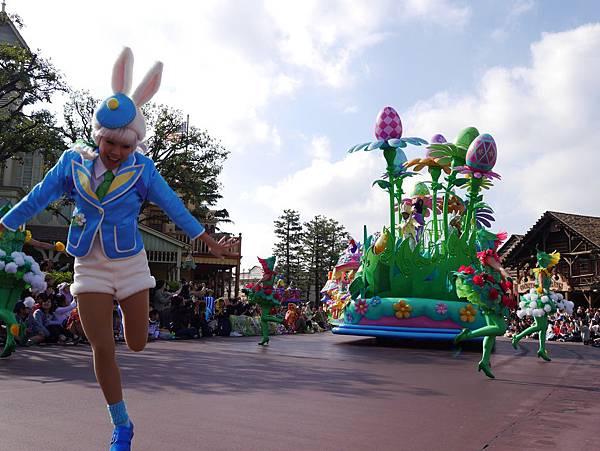 Tokyo Disneyland 東京迪士尼樂園 日間遊行 NEW 蹦蹦跳跳戲春天 (70)