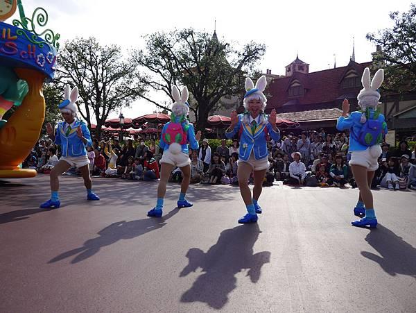 Tokyo Disneyland 東京迪士尼樂園 日間遊行 NEW 蹦蹦跳跳戲春天 (74)