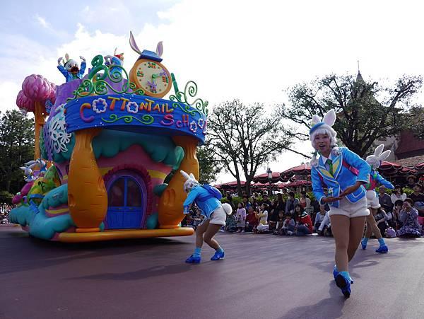 Tokyo Disneyland 東京迪士尼樂園 日間遊行 NEW 蹦蹦跳跳戲春天 (76)