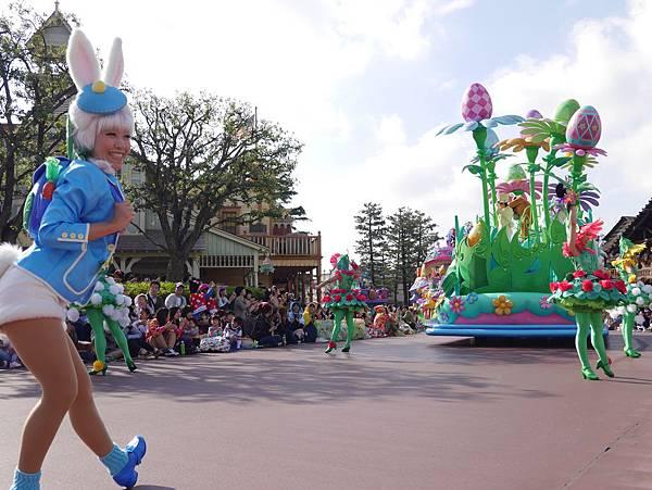 Tokyo Disneyland 東京迪士尼樂園 日間遊行 NEW 蹦蹦跳跳戲春天 (73)