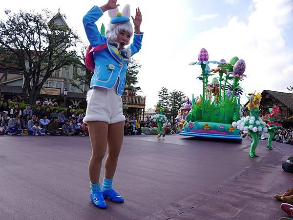 Tokyo Disneyland 東京迪士尼樂園 日間遊行 NEW 蹦蹦跳跳戲春天 (77)